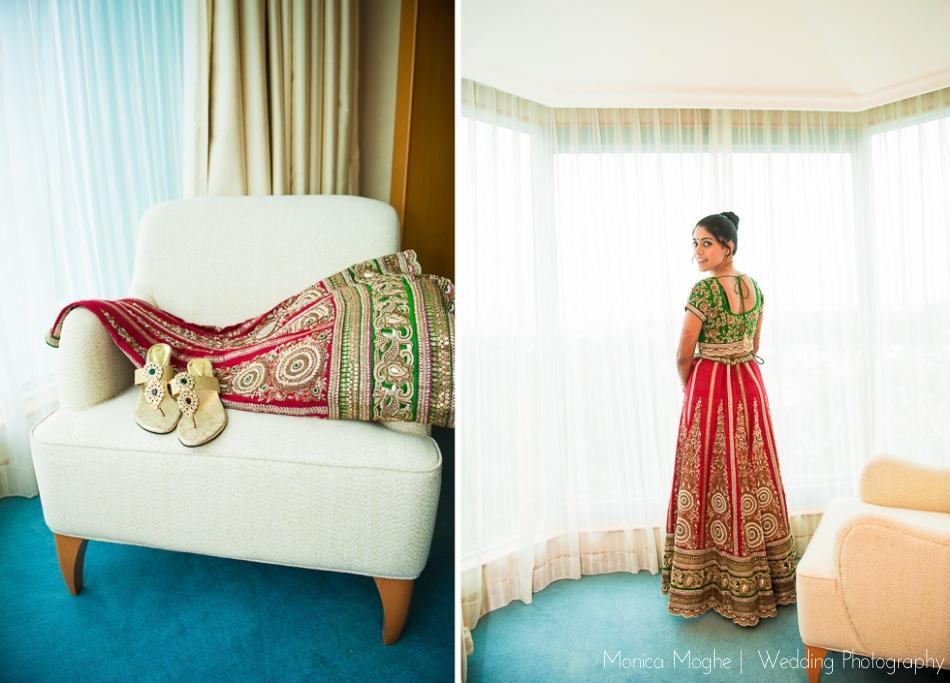 3 Nivedita   Bridal Shoot, Singapore
