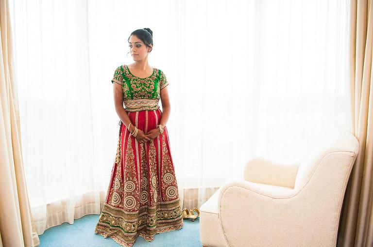 4(pp w768 h510) Nivedita   Bridal Shoot, Singapore