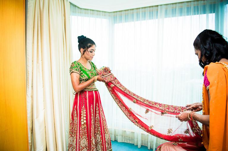 5(pp w768 h510) Nivedita   Bridal Shoot, Singapore