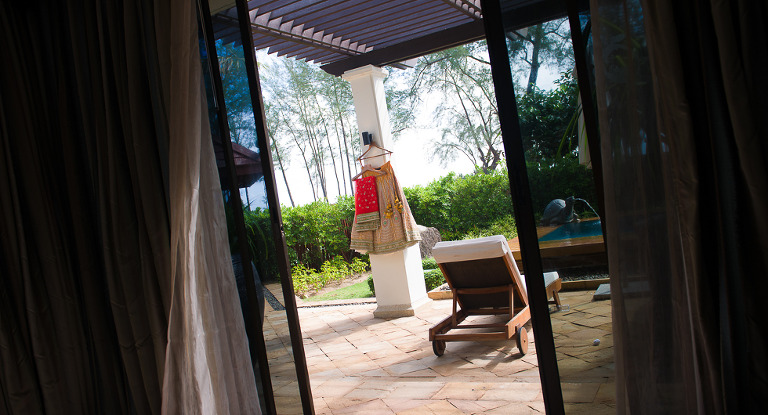310(pp w768 h415) Preview: Freya & Vishal   JW Marriott, Phuket