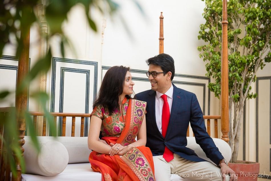 1 Tanvi & Aaditya   Samode Palace, Jaipur