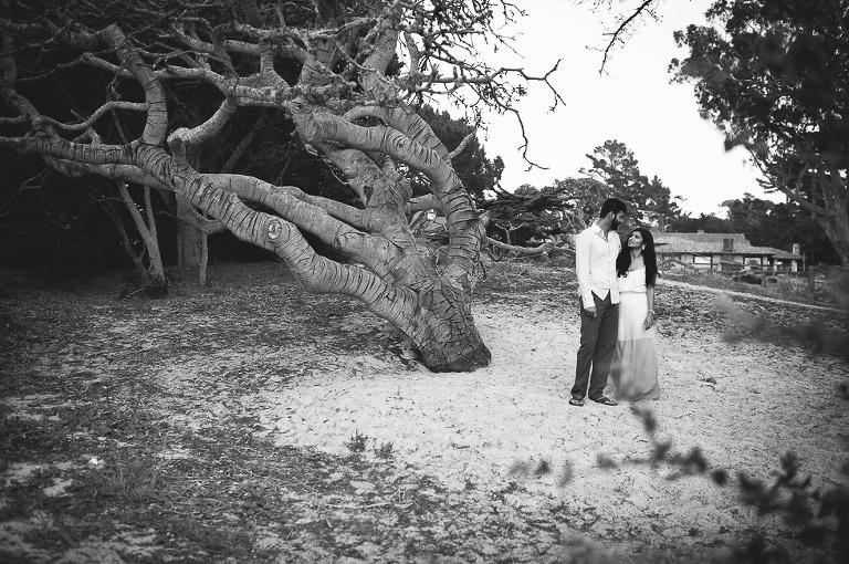 4(pp w768 h510) Shivira & Prateek   Carmel Beach, California