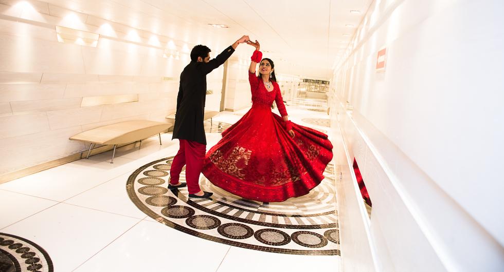 Anuj wedding