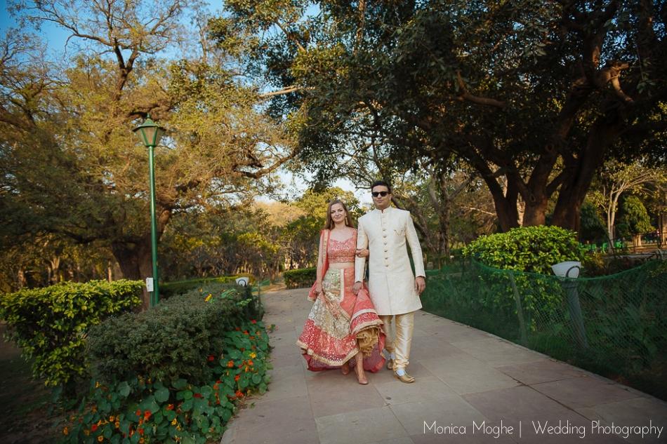21 LIVIA & ARJUN    NEW DELHI