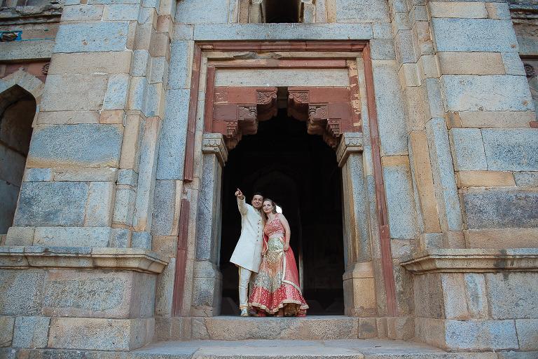 41(pp w768 h512) LIVIA & ARJUN    NEW DELHI