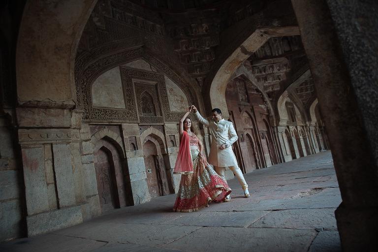 61(pp w768 h512) LIVIA & ARJUN    NEW DELHI