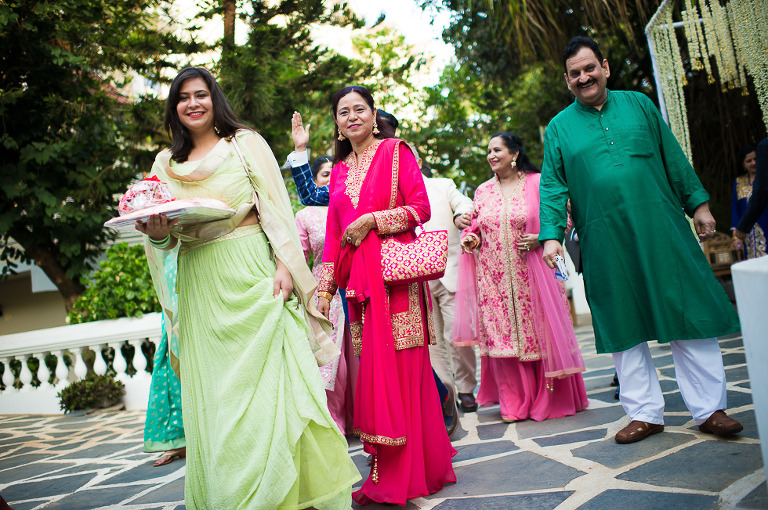 3(pp w768 h510) Tina & Udyan, Wedding in Goa   Prainha Resort by the Sea